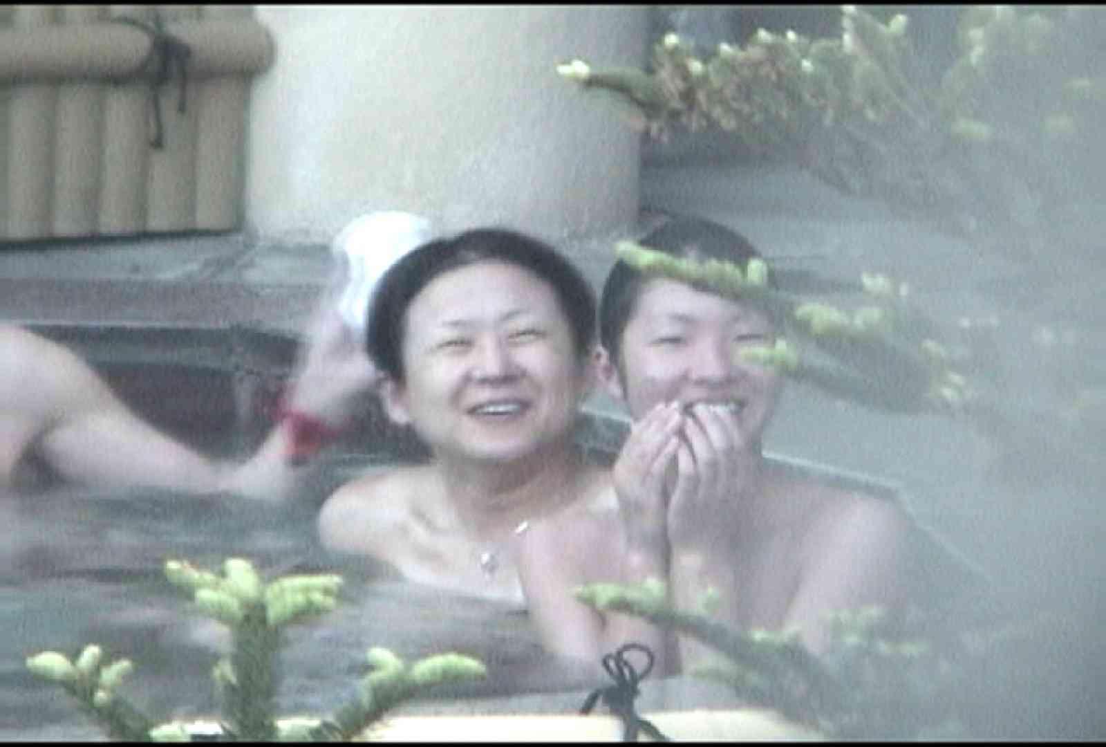 おまんこ丸見え|Aquaな露天風呂Vol.15|のぞき本舗 中村屋