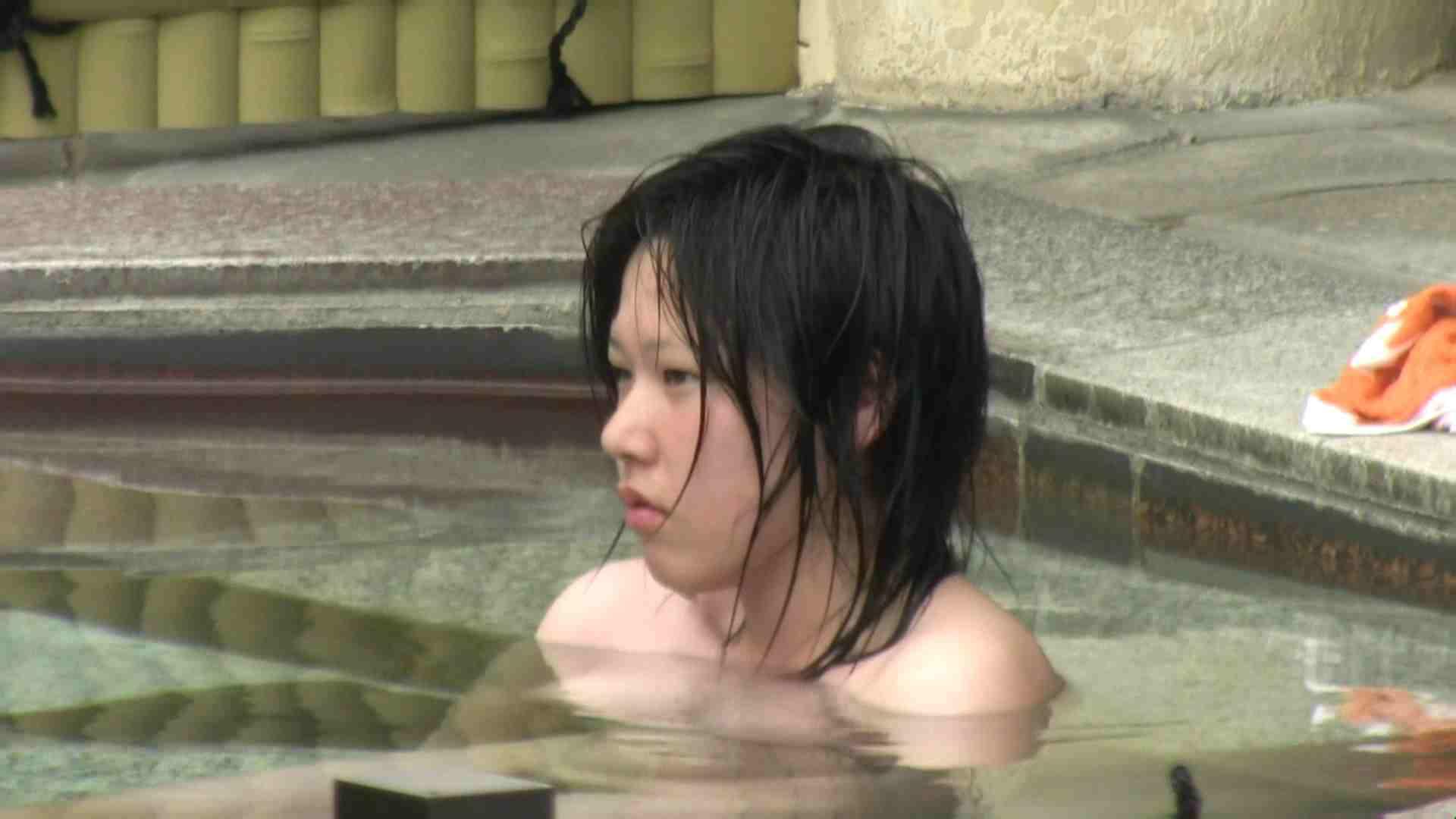 おまんこ丸見え Aquaな露天風呂Vol.36 のぞき本舗 中村屋