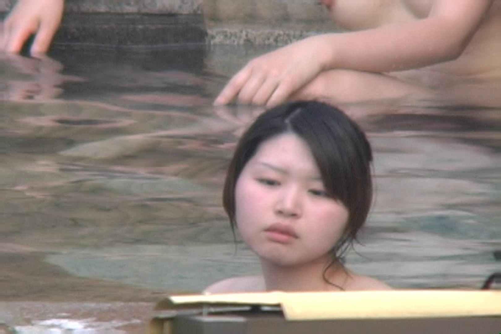 おまんこ丸見え Aquaな露天風呂Vol.60 のぞき本舗 中村屋