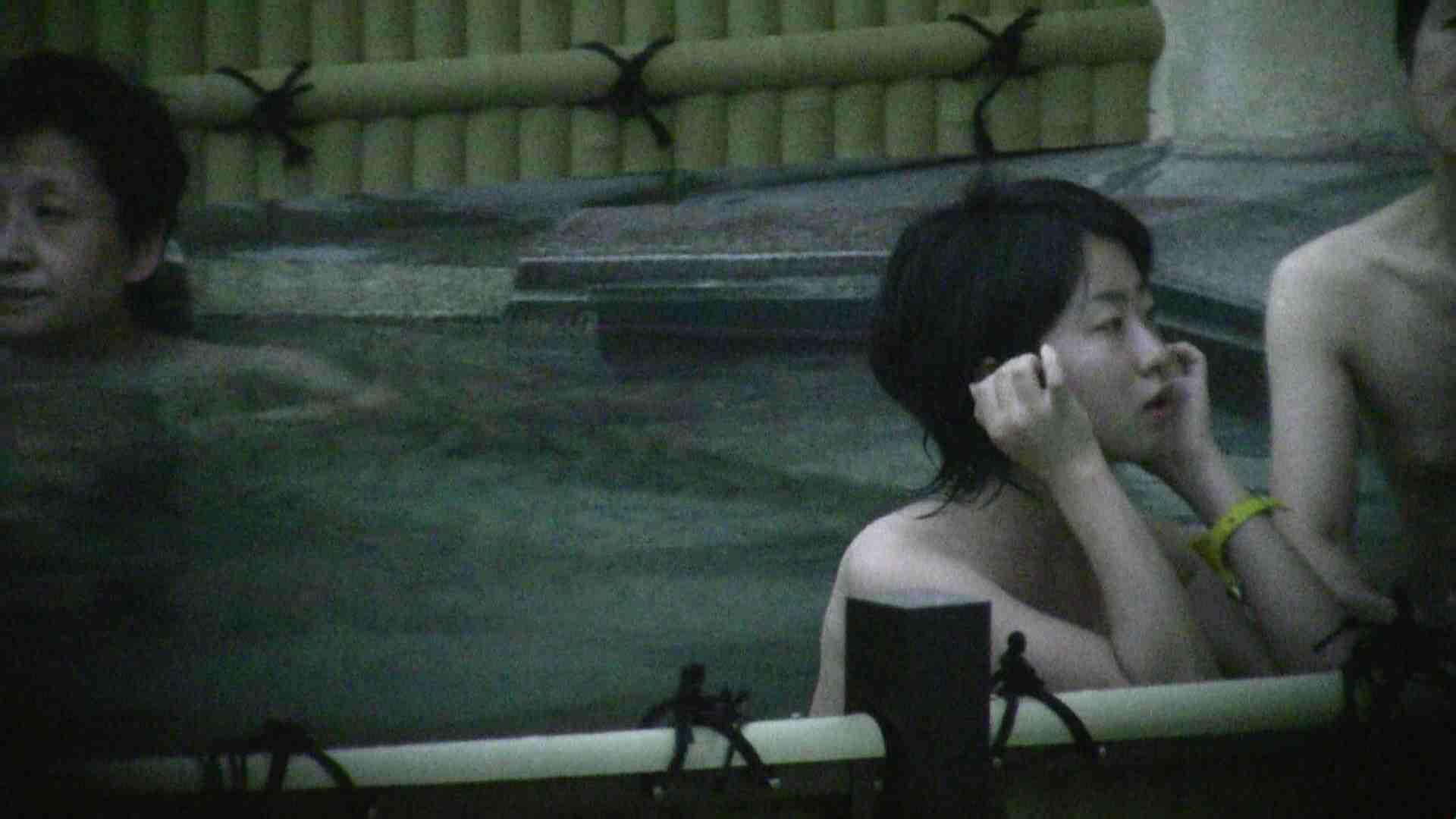 おまんこ丸見え Aquaな露天風呂Vol.112 のぞき本舗 中村屋