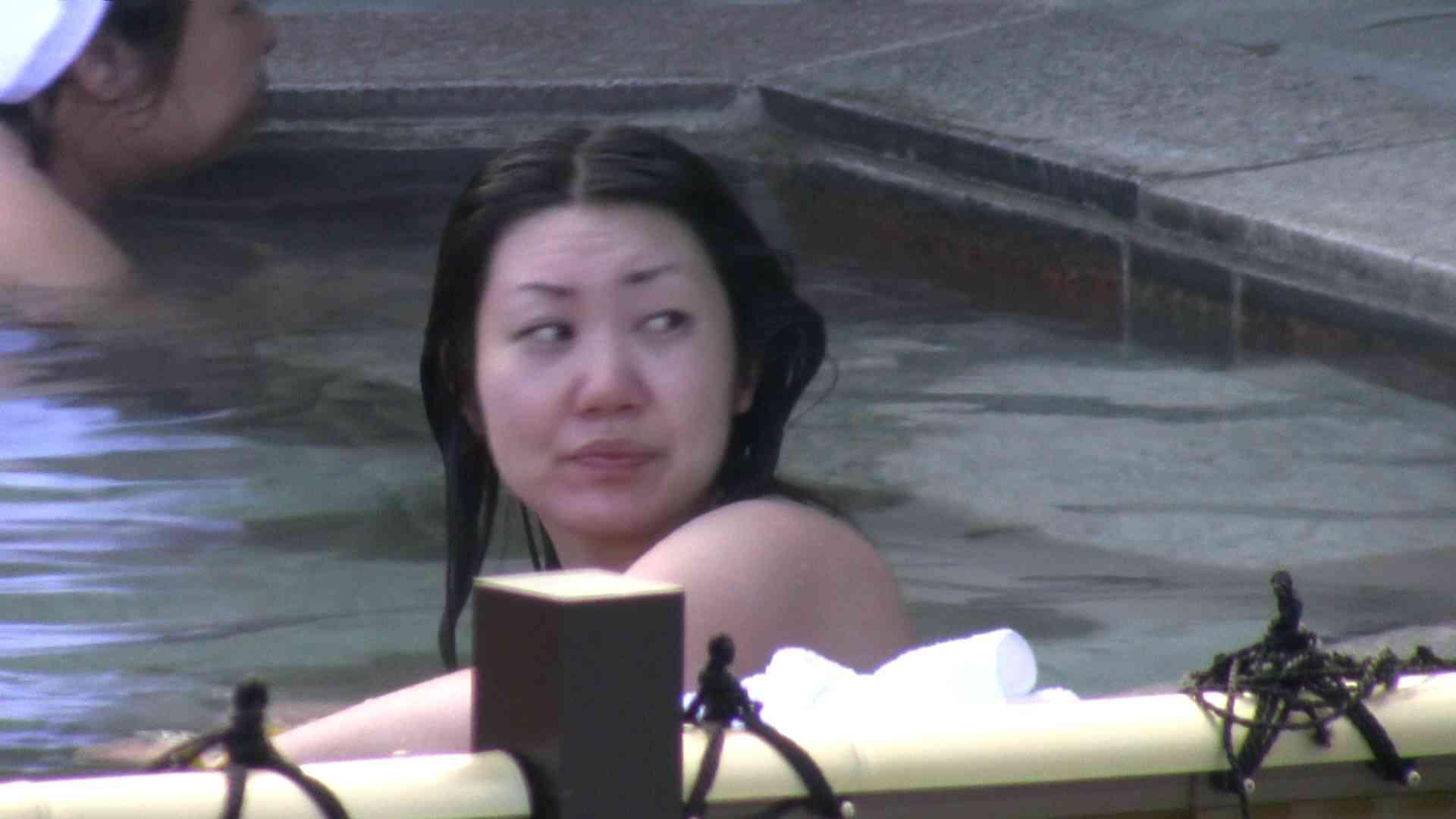 おまんこ丸見え|Aquaな露天風呂Vol.117|のぞき本舗 中村屋
