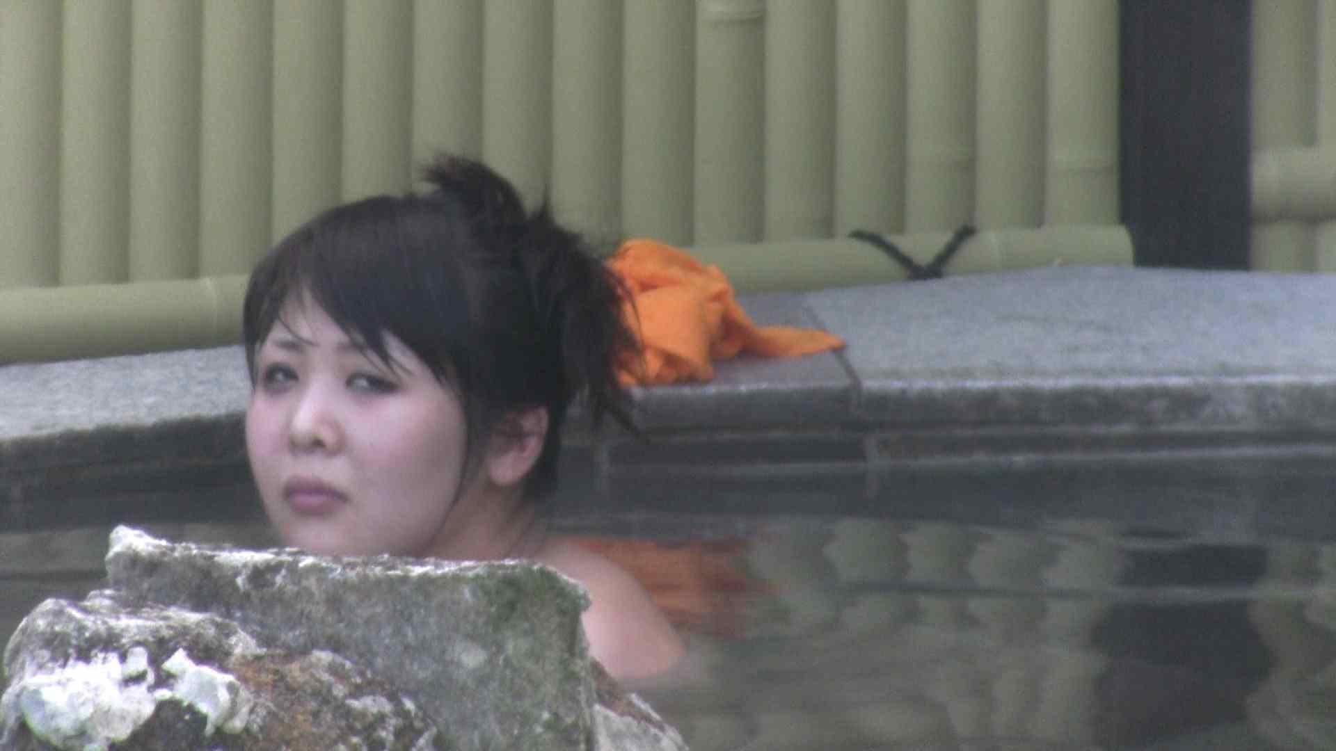 おまんこ丸見え|Aquaな露天風呂Vol.118|のぞき本舗 中村屋