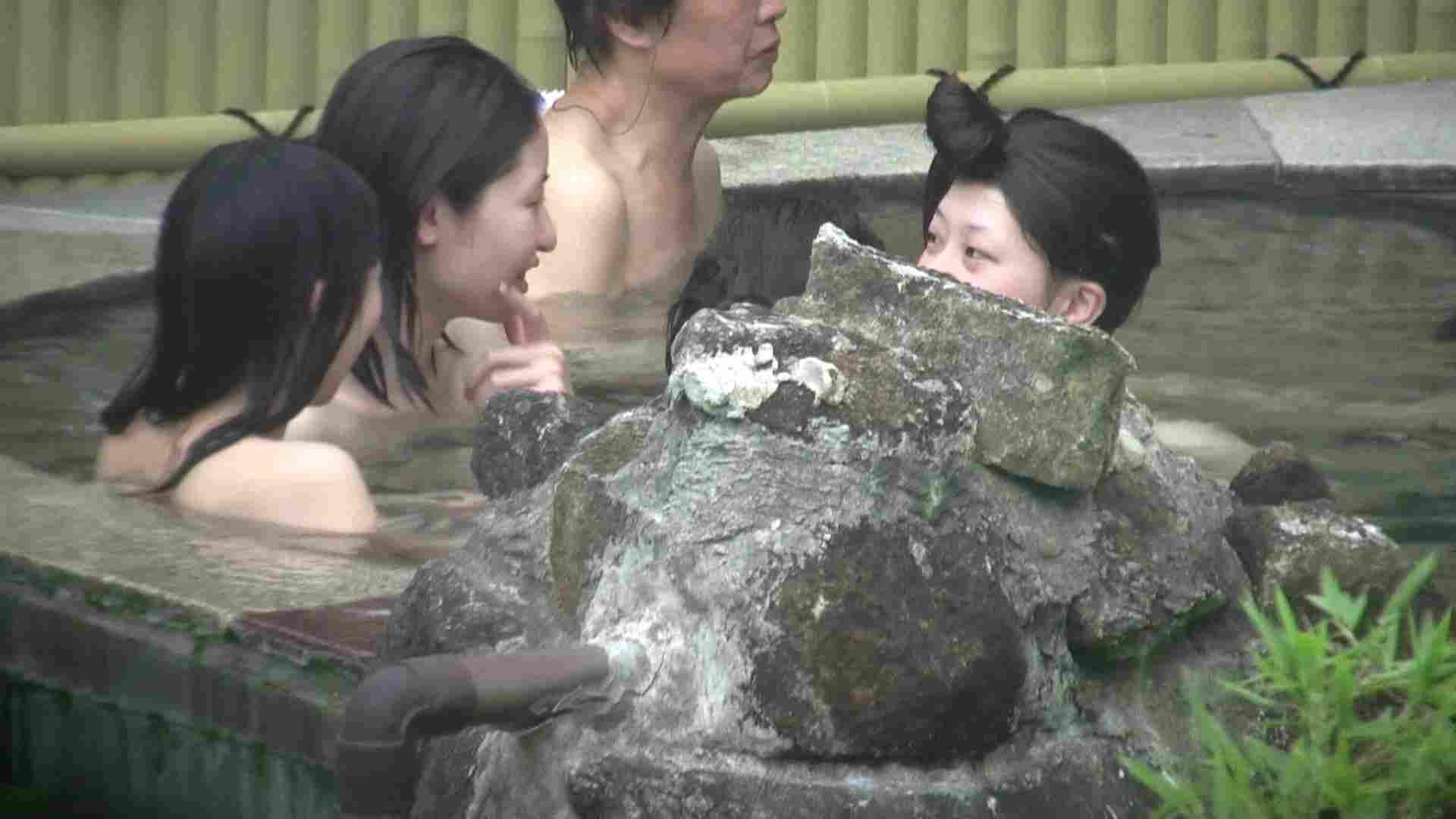 おまんこ丸見え Aquaな露天風呂Vol.148 のぞき本舗 中村屋
