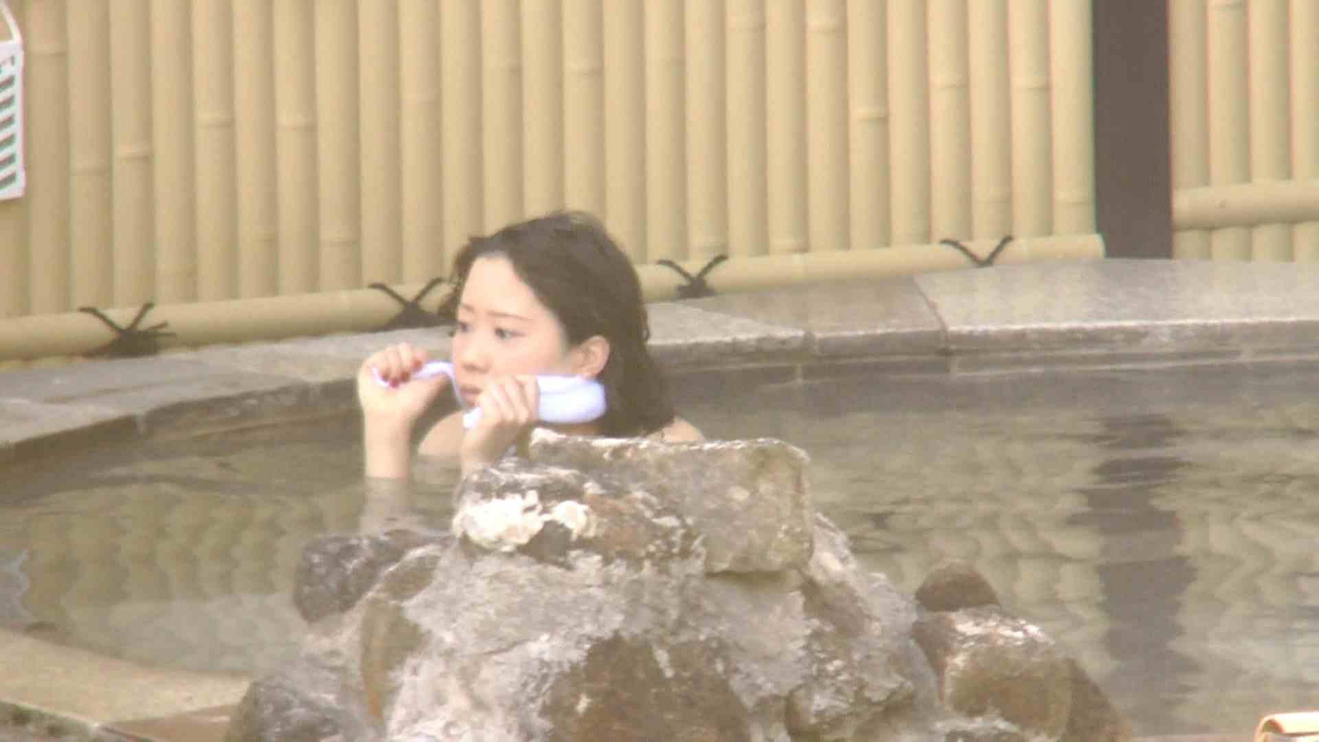 おまんこ丸見え|Aquaな露天風呂Vol.211|のぞき本舗 中村屋
