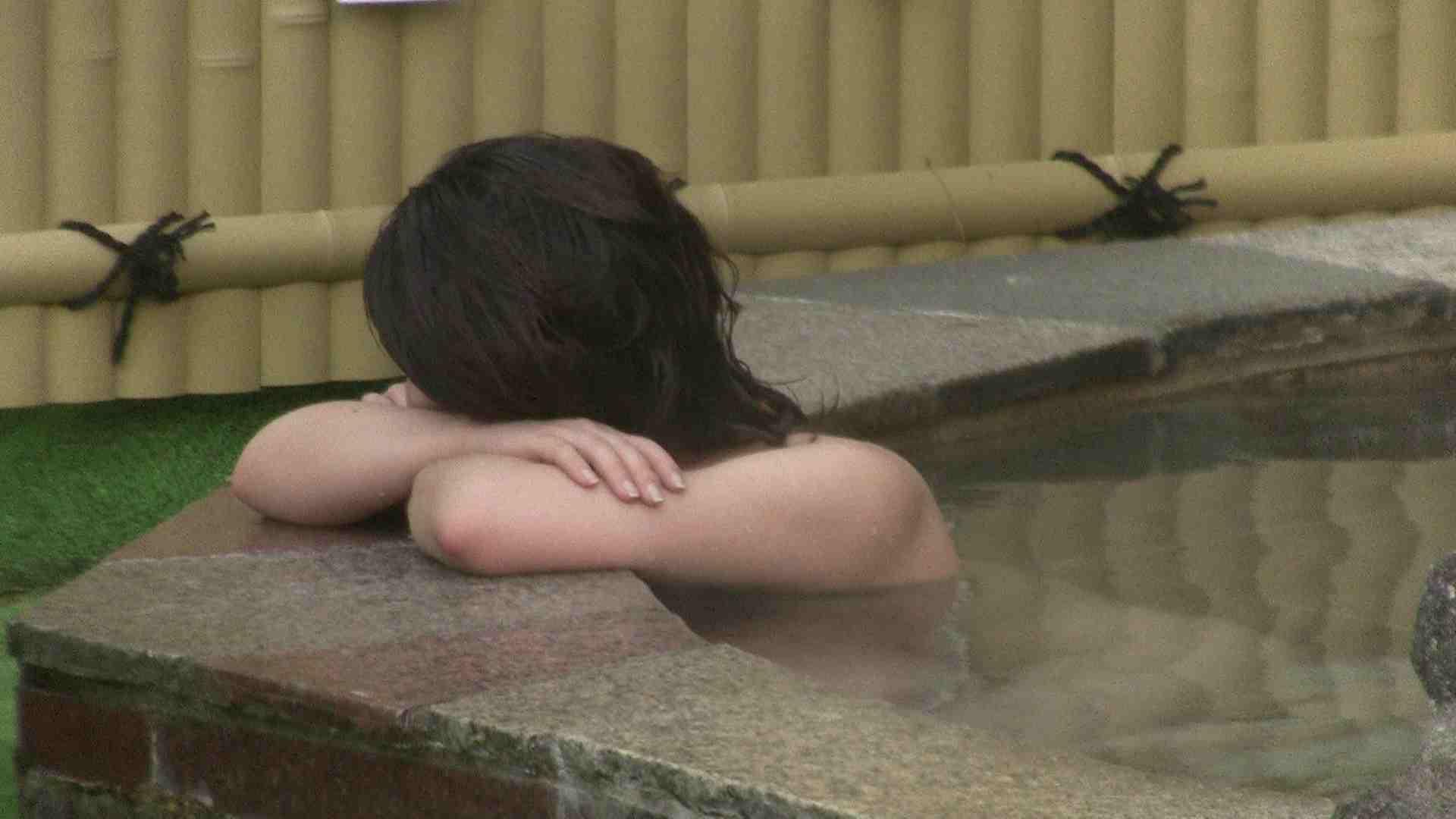 おまんこ丸見え|Aquaな露天風呂Vol.230|のぞき本舗 中村屋