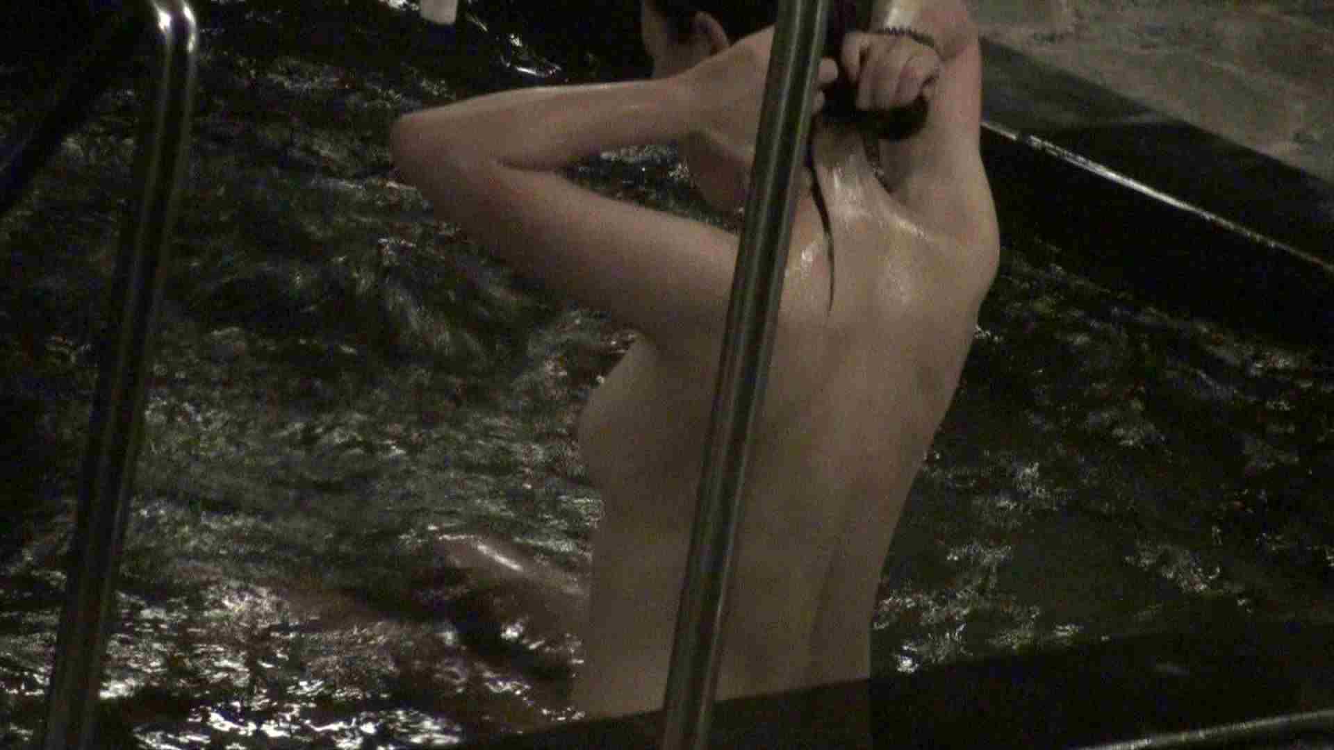おまんこ丸見え|Aquaな露天風呂Vol.340|のぞき本舗 中村屋