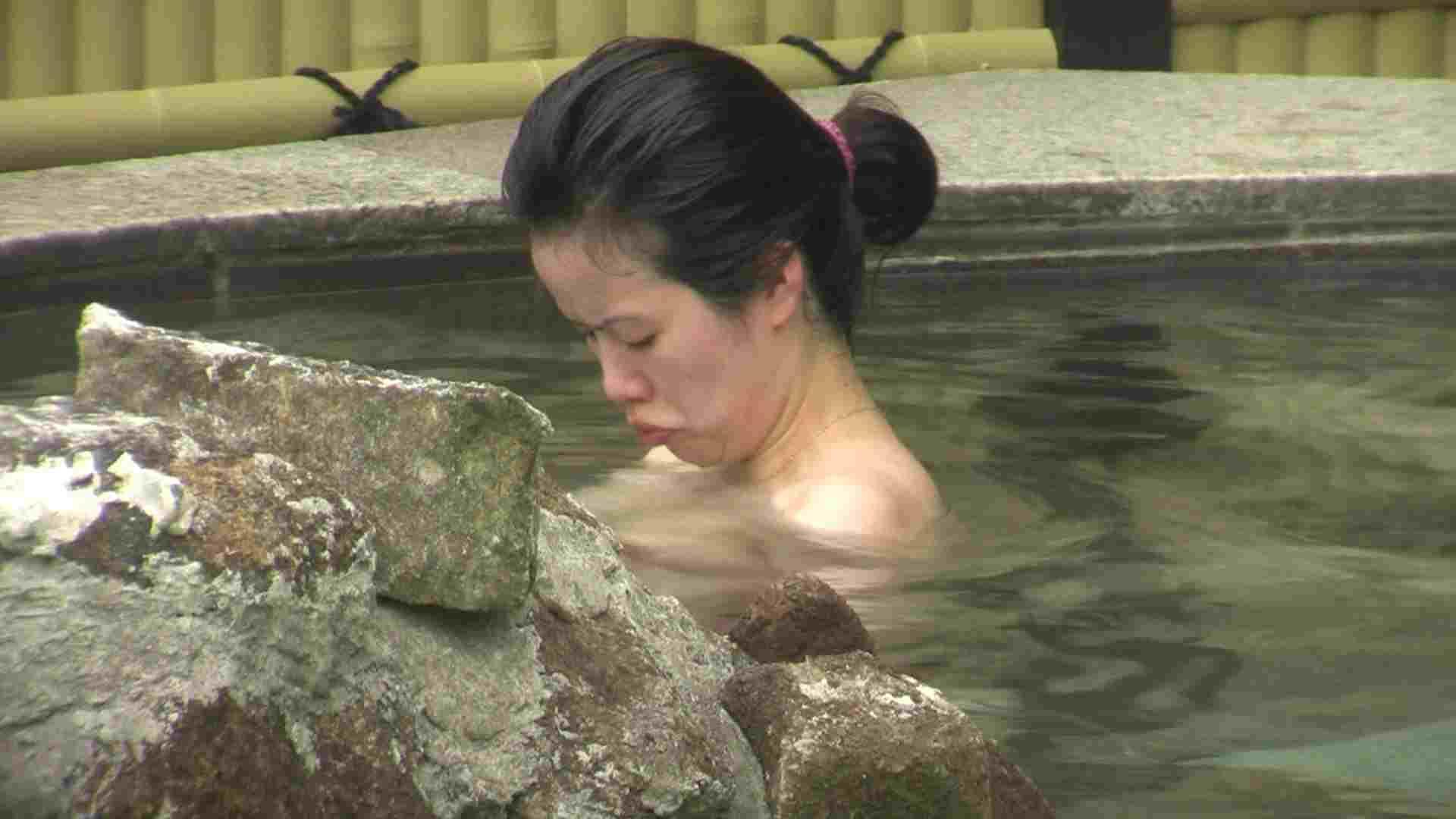 おまんこ丸見え Aquaな露天風呂Vol.682 のぞき本舗 中村屋