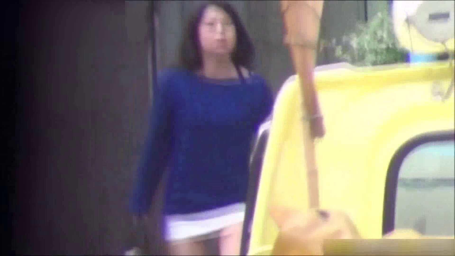 おまんこ丸見え 洗面所盗撮~隣の美人お姉さんVol.08 ピープフォックス(盗撮狐)