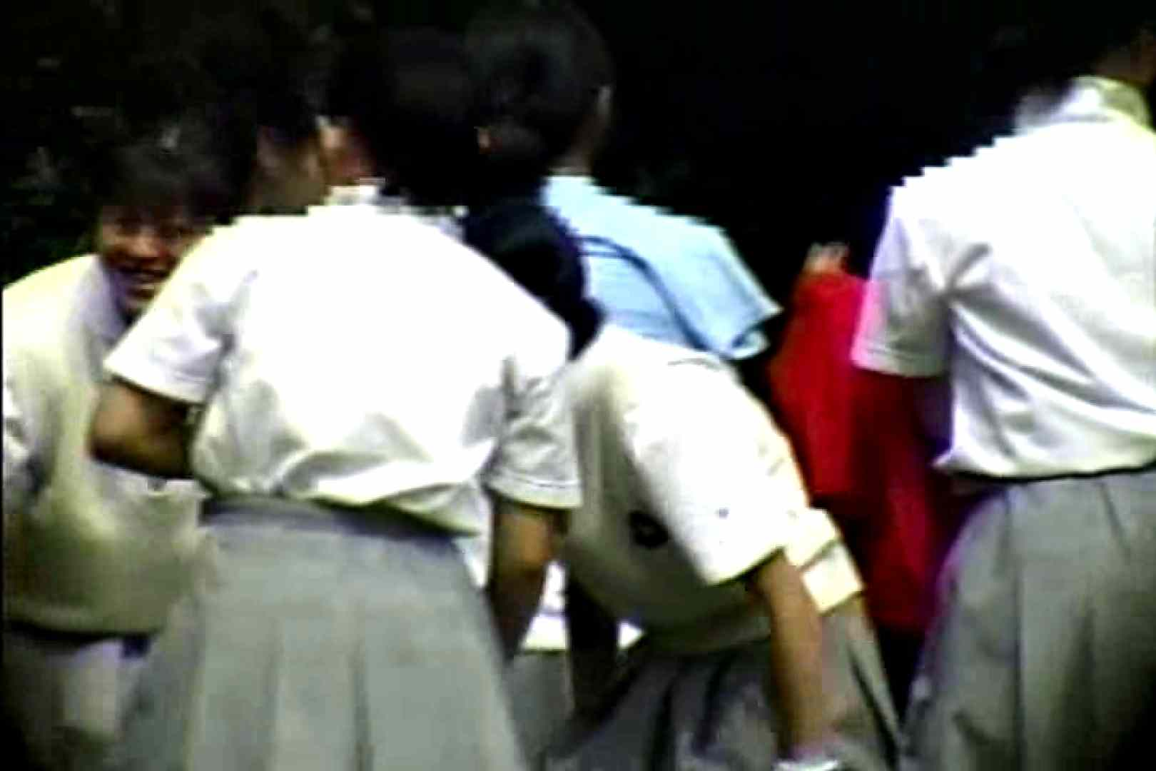 おまんこ丸見え 禁断の盗撮 チアリーダー3 女学生覗かれた着替えKM13 ピープフォックス(盗撮狐)