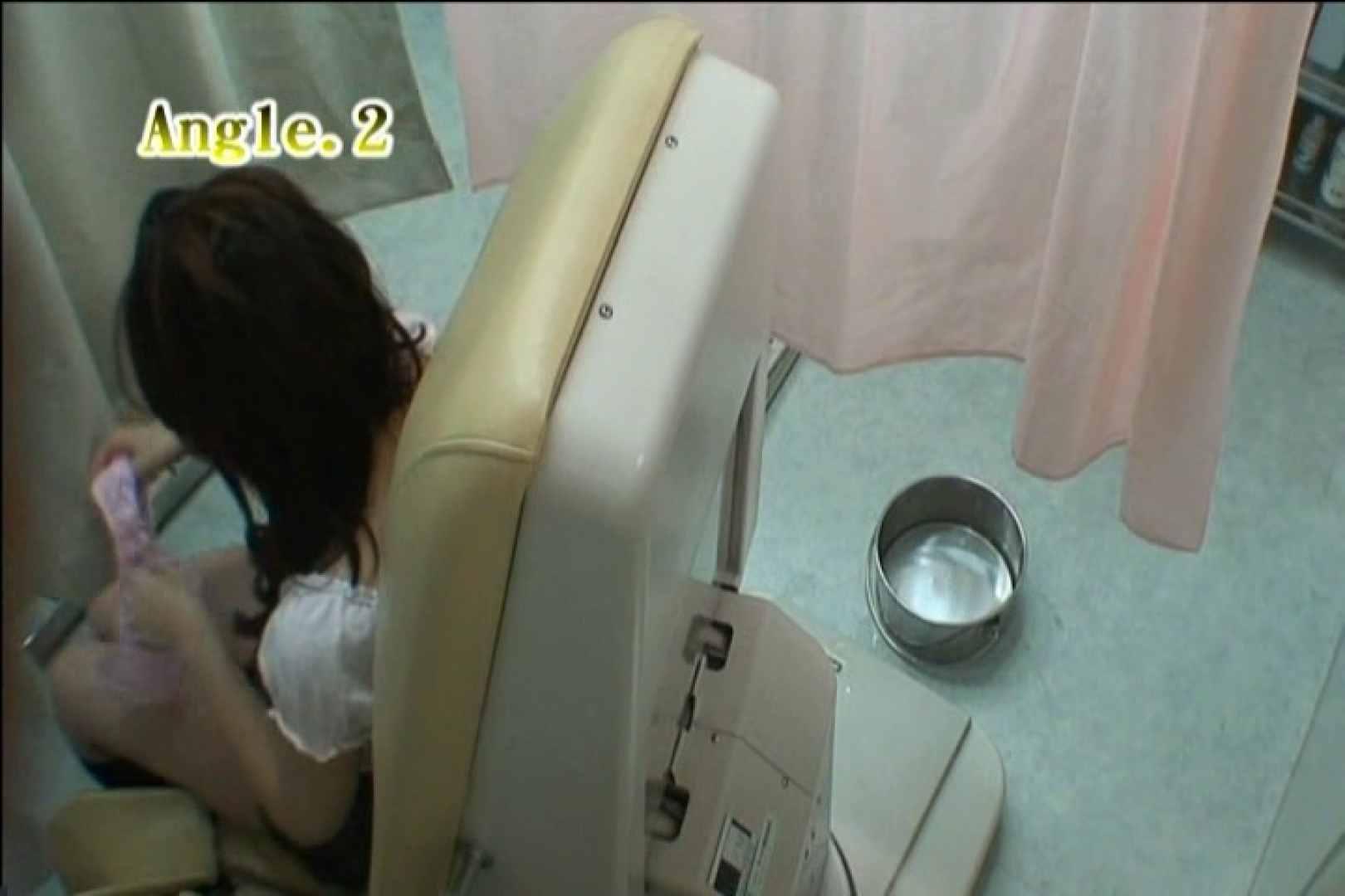 おまんこ丸見え|患者のおまんこをコレクションする変態医師の流出映像Vol.2|ピープフォックス(盗撮狐)