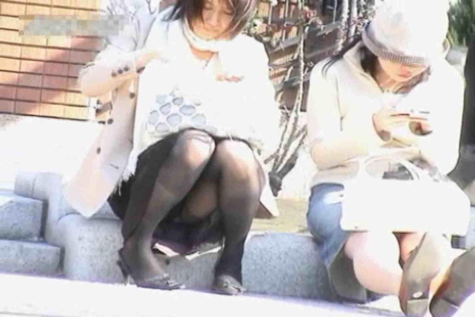 おまんこ丸見え|パンツミセタガリーガールVol.3|ピープフォックス(盗撮狐)